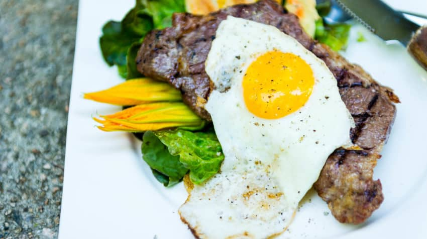 Sous Vide Steak and Eggs Recipe - GirlCarnivore-5