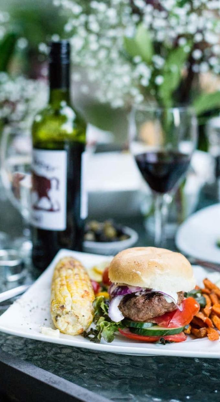 Stuffed Lamb Burgers Recipe – GirlCarnivore.com-15