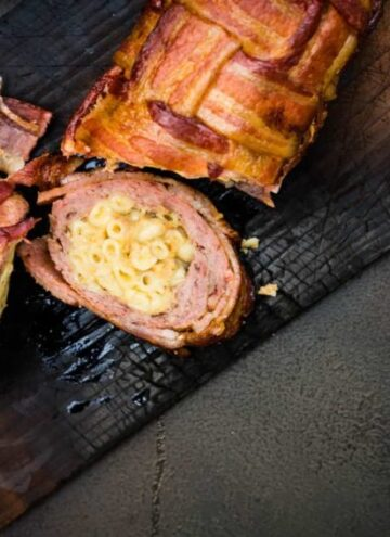 Smoked Bacon Wrapped BBQ Fatty Recipe GirlCarnivore-5861