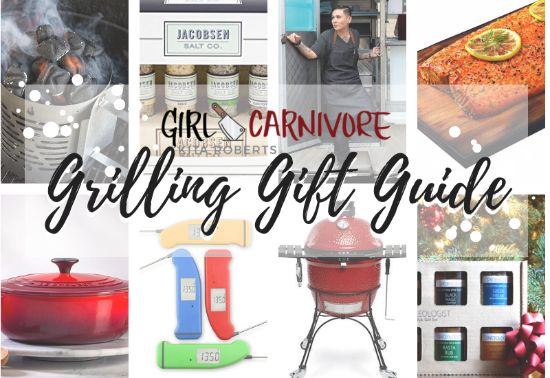 Grilling Gift Guide 2018 best gifts for grilling