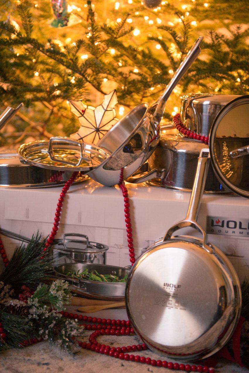 Wolf Gourmet 10 piece Cookware Set Review