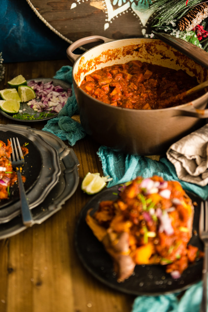 Whole 30 Turkey and Butternut Squash Chili Recipe on GirlCarnivore by Kita Roberts