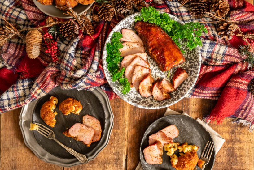 Smoked Maple Pork Tenderloin with Cayenne Recipe by Kita Roberts GirlCarnivore