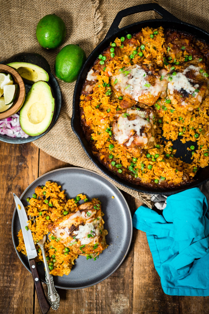 crazy easy arroz con pollo recipe for healthy recipes at home