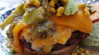 Southwest Burger & Giveaway