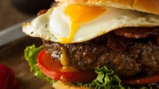 Gourmet Burger Recipe-MexiCali Burger - Everyday Southwest
