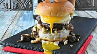 Authentic Loco Moco Hawaiian Burger