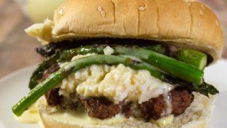 Oscar-Style Burgers #BurgerMonth
