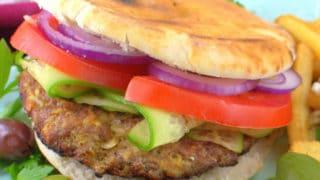 Kotlet Kubideh Burgers #BurgerMonth