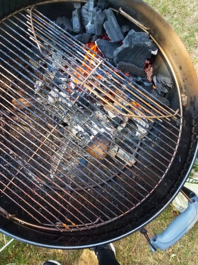 Grill Smoking Chunks