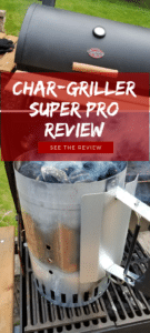 Char-Griller Grill Super Pro Review on GirlCarnivore.com
