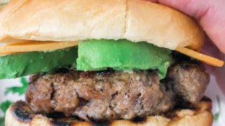 Baja Burgers - This Farm Girl Grills!