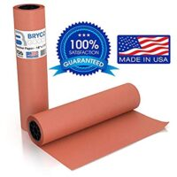 Pink Kraft Butcher Paper Roll - 18 Inch x 175 Feet (2100 Inch) - Food Grade FDA Approved – Peach Wrapping Paper for Smoking Meat of All Varieties – Made in USA – Unbleached, Unwaxed and Uncoated