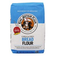 King Arthur Flour Unbleached Bread Flour 5 lb. Bag -3PACK