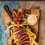 Easy Sous Vide Flat Iron Steak