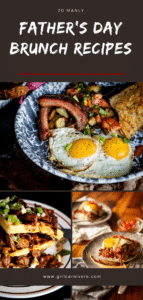 Epic Father's Day Brunch Ideas