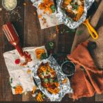 Jalapeno Popper Waffle Fries