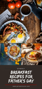 20 Epic Father's Day Brunch Recipes