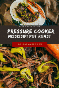 Fast and Easy Pressure Cooker Pot Roast